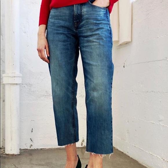 3a165b59 Everlane Denim - Everlane Modern Boyfriend Jeans, size 25